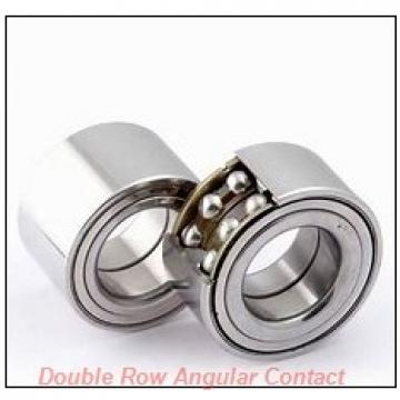 55mm x 100mm x 33.3mm  NSK 3211j-nsk Double Row Angular Contact